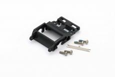 SI Performance Motor-Achshalter mit Federung (schwarz)