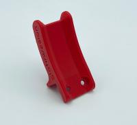 SI 3D Druck Reglerhalter aus ABS in rot