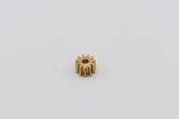 2mm Motorritzel Slotdevil 11 Zähne Messing